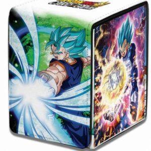 Ultra Pro: Caja De Mazo Dragon Ball Super Alcove Flip Box