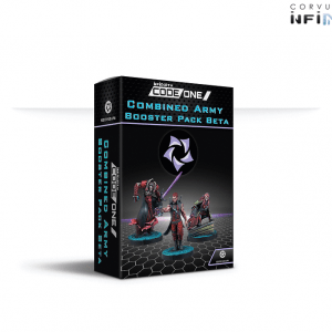 Preventa – Infinity: Combined Army Booster Pack Beta (0860) – Lanzamiento 26/02/21
