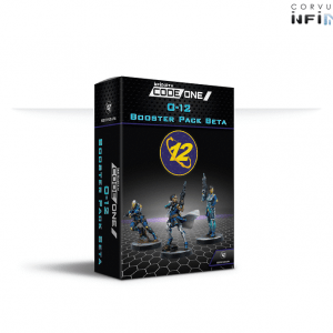 Preventa – Infinity: O-12 Booster Pack Beta (0863) – Lanzamiento 26/02/21