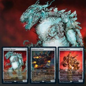 Magic The Gathering: Secret Lair Drop Series – Can You Feel With A Heart Of Steel?