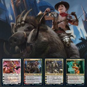 Magic The Gathering: Secret Lair Drop Series – The Path Not Traveled
