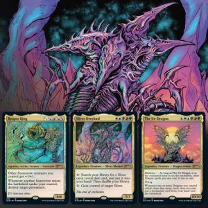 Magic The Gathering: Secret Lair Drop Series – Kaleidoscope Killers