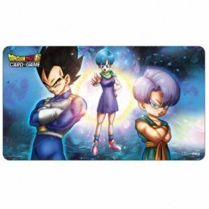 Ultra Pro: Tapete Dragon Ball Super Card Game Bulma, Vegeta And Trunks