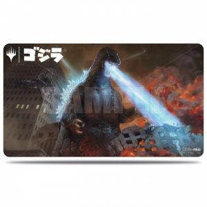 Ultra Pro: Tapete Ikoria: Lair Of Behemoths Godzilla, Doom Inevitable  Magic The Gathering