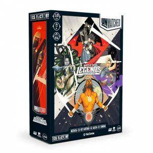 Preventa – Unmatched Battle Of Legends Volumen 1 – Español – Lanzamiento 26/02/21