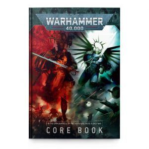 Warhammer 40000: Libro Basico (Ingles) (40-02)