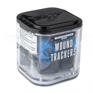 Warhammer 40.000: Wound Trackers Dice