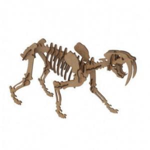 Maqueta: Smilodon 3D