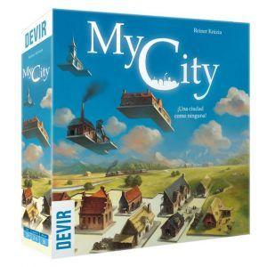 Preventa – My City – Lanzamiento 12/03/21
