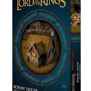 Middle Earth Strategy Battle Game: Rohan House (30-47)