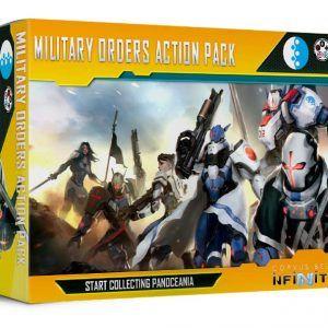 Preventa (08/03/21 Hasta El 22/03/21) – Military Orders Action Pack – Lanzamiento 30/04/2021