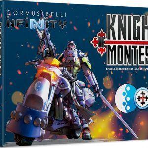 Preventa (08/03/21 Hasta El 22/03/21) – Knight Of Montesa – Pack Exclusivo – Lanzamiento 30/04/2021