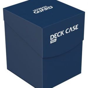 Ultimate Guard: Deck Case 100+ (Azul)