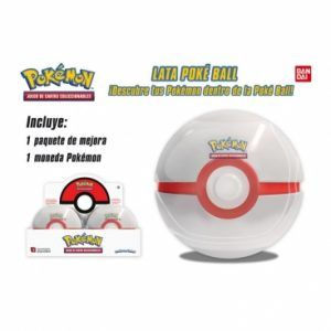Pokemon TCG: Lata Poke Ball (Español)