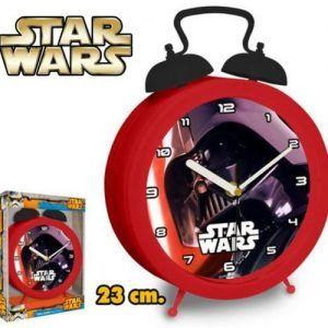 """Reloj Con Forma De """"Despertador"""" Star Wars – Darth Vader (23cm)"""