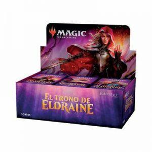 Magic The Gathering: El Trono De Eldraine Caja De Sobres De Draft (36 Packs) – Ruso